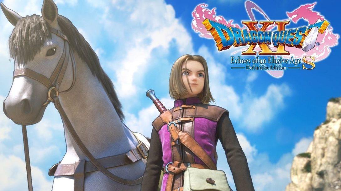 Демоверсия Dragon Quest XI S: Echoes of an Elusive Age — Definitive Edition уже доступна для загрузки!