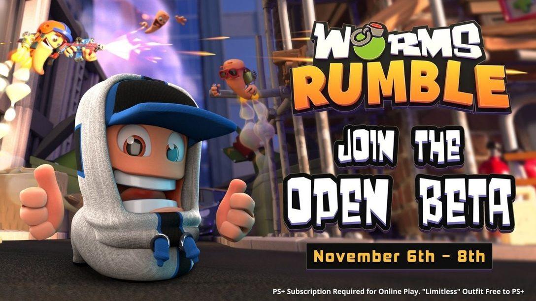 7 советов для тех, кто хочет господствовать на поле боя в открытой бета-версии Worms Rumble
