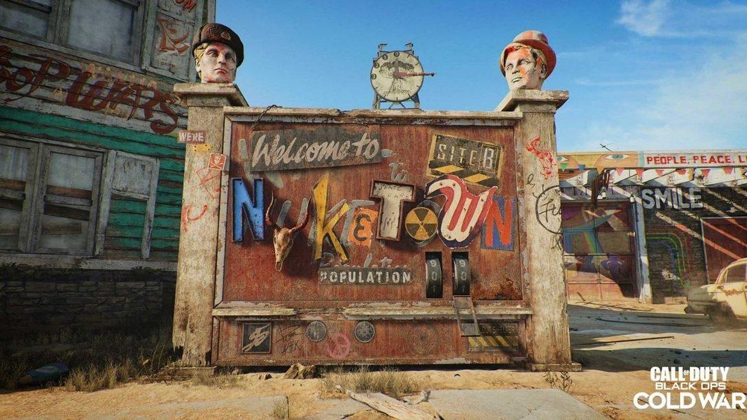 Советы по игре на легендарной карте Nuketown '84 в Black Ops Cold War