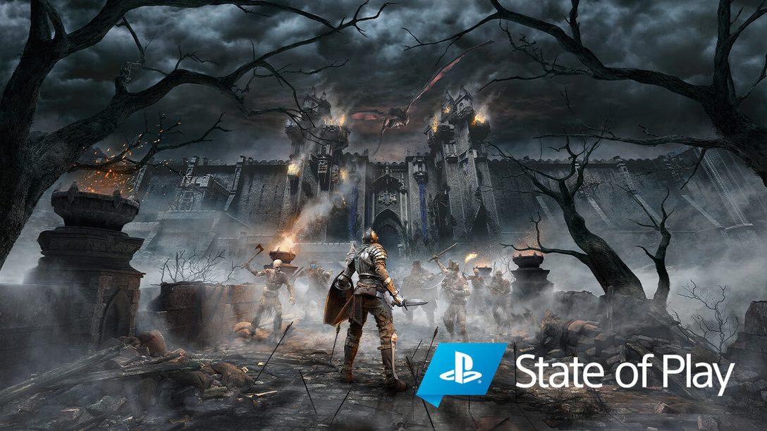 State of Play: Погрузитесь в мир Demon's Souls