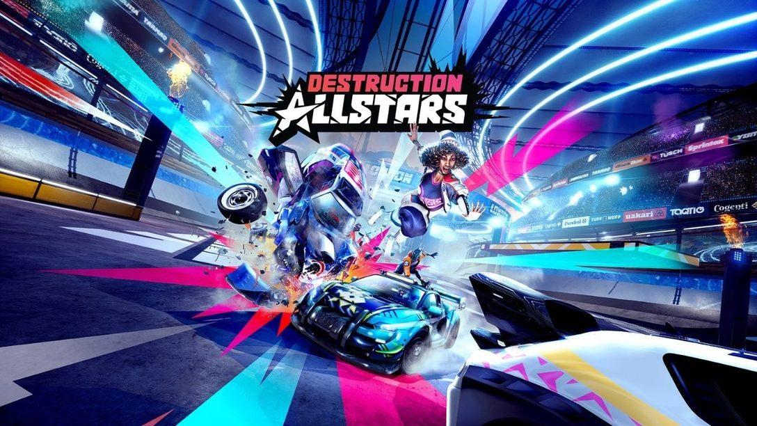 Познакомьтесь с игровыми режимами Destruction AllStars