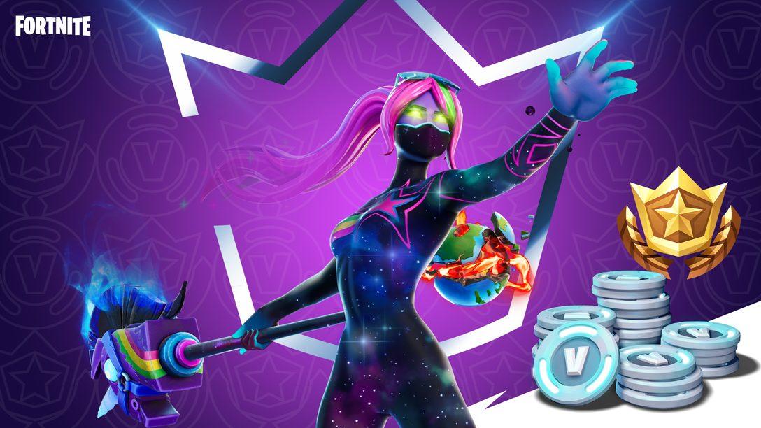 Epic Games представляет новую ежемесячную подписку Fortnite Crew