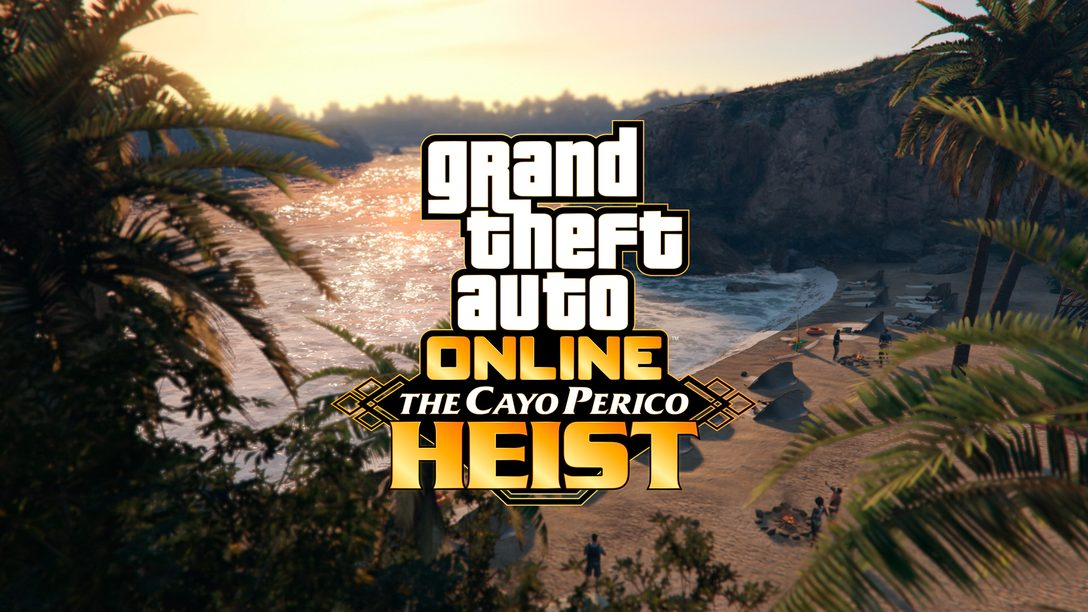 The Cayo Perico Heist: С 15 декабря в GTA Online