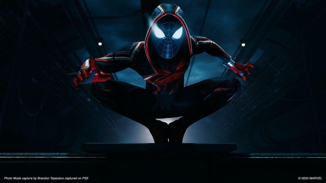 «MARVEL Человек-Паук: Майлз Моралес»: ролик о фоторежиме и советы разработчиков
