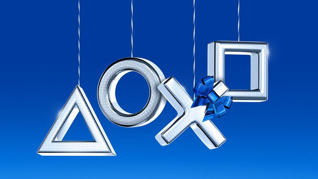 Поздравление с новогодними праздниками 2020 года от PlayStation.Blog и друзей