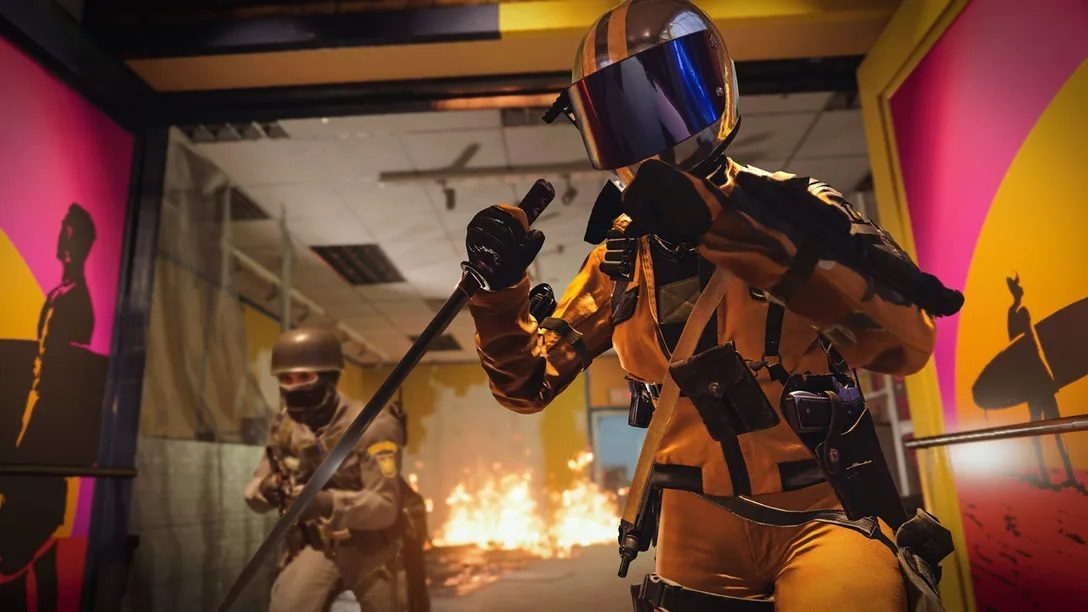 Warzone™ выходит на PS4 и PS5 в России. Новая карта, грандиозное расширение для многопользовательского режима первого сезона Black Ops Cold War