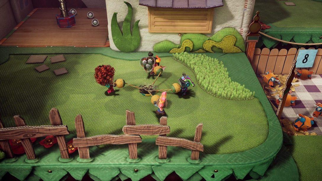 Сегодняшнее обновление для «Сэкбой: Большое приключение» добавит в игру многопользовательский режим