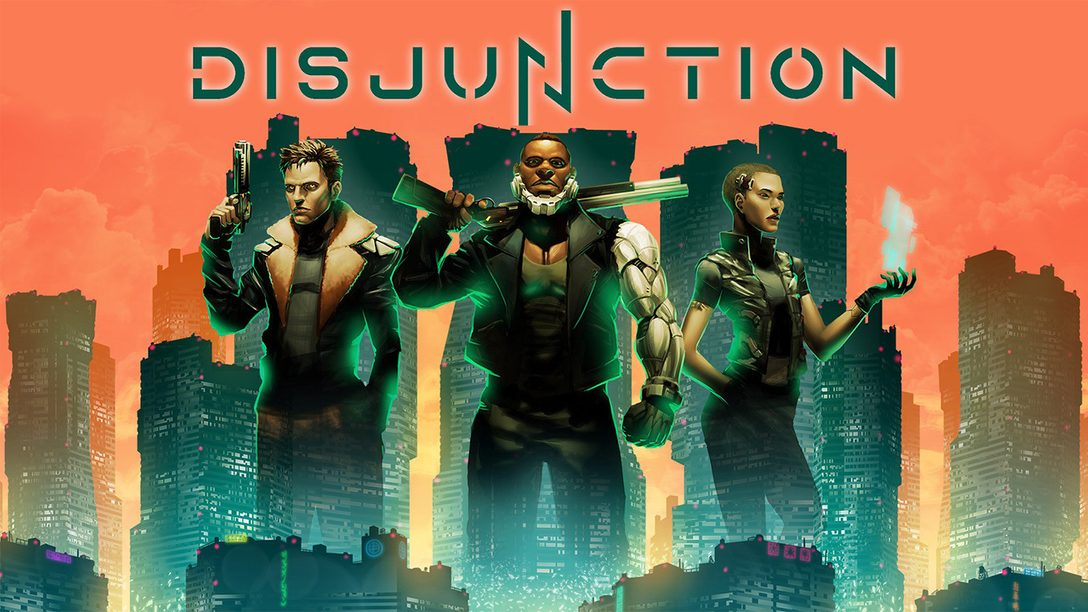 Ролевой стелс-экшен Disjunction выходит на PS4 28 января