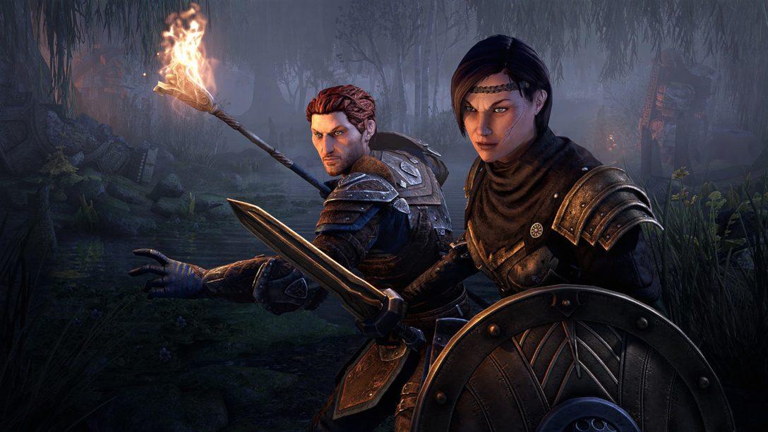 Готовьтесь к Gates of Oblivion – начинается новая сага The Elder Scrolls Online длиной в целый год