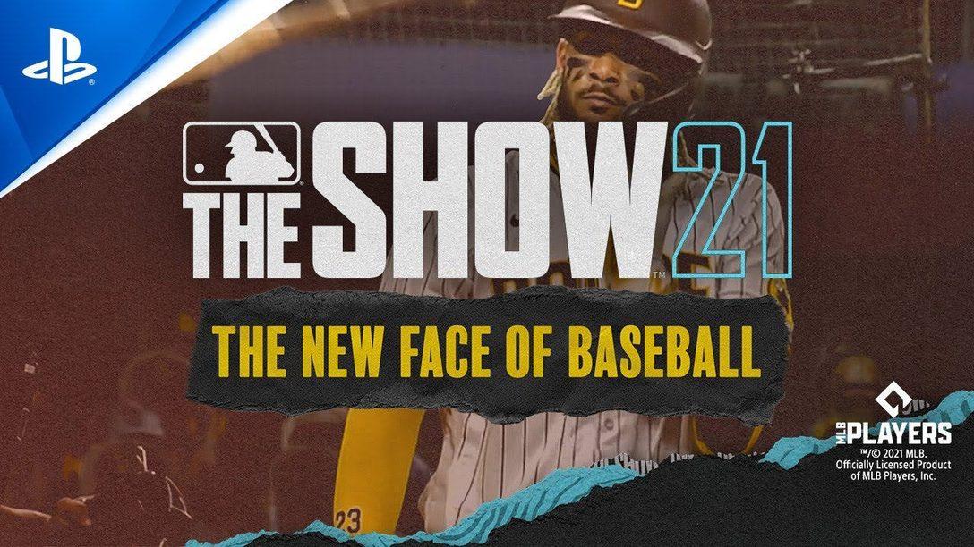 Представляем звезду обложки игры MLB The Show 21 – Фернандо Татиса Мл.