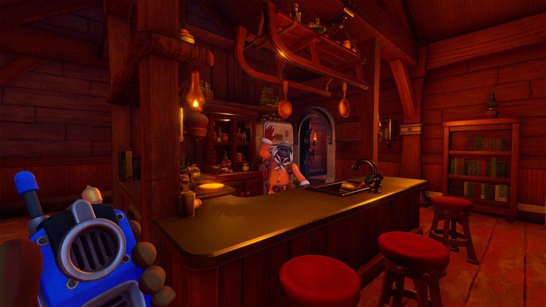 Кооперативная головоломка We Were Here доступна в PlayStation Store бесплатно