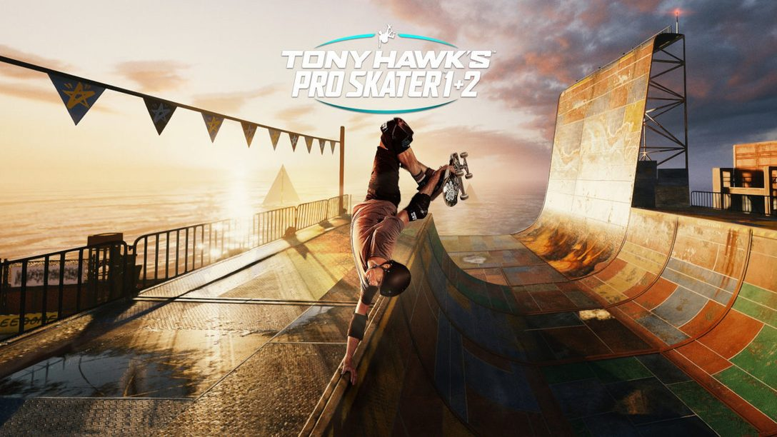 Tony Hawk's Pro Skater 1 + 2 выйдут на PS5 26 марта