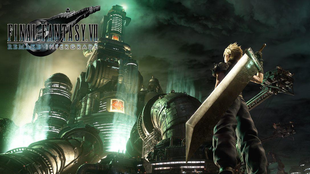 Final Fantasy VII Remake Intergrade выйдет на PS5 10 июня 2021 года