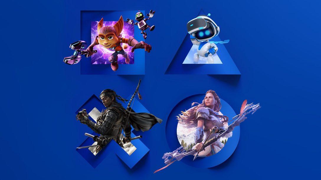 Подведите итоги 2020 года с PlayStation