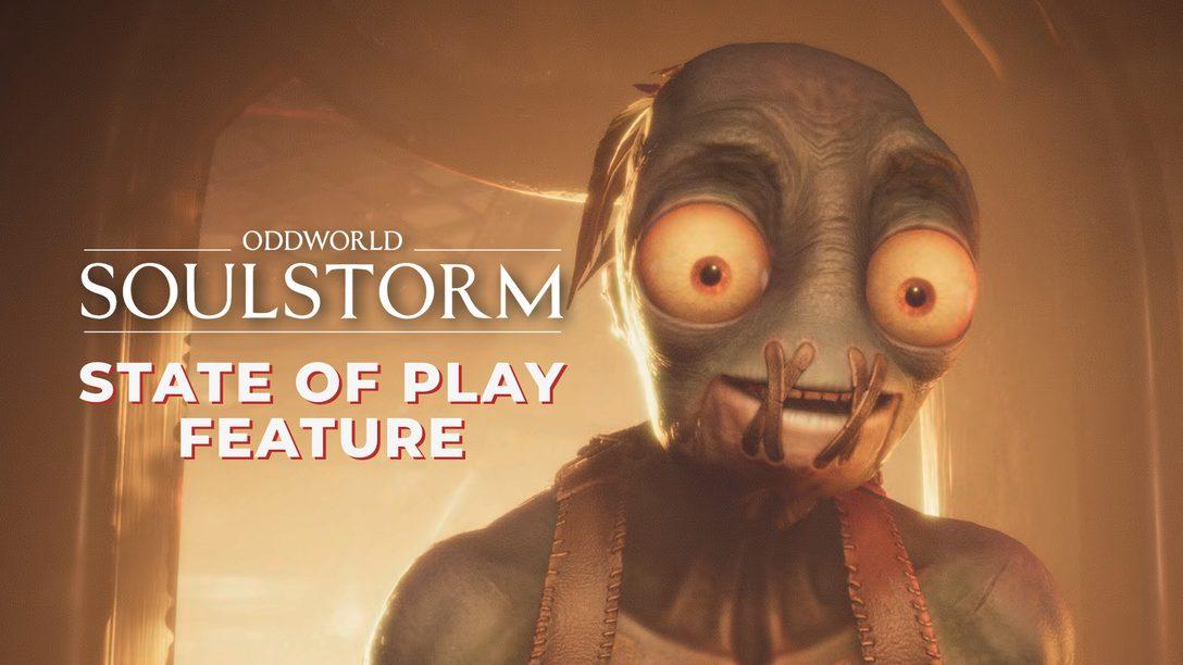 Oddworld: Soulstorm выйдет 6 апреля на PS4 и PS5