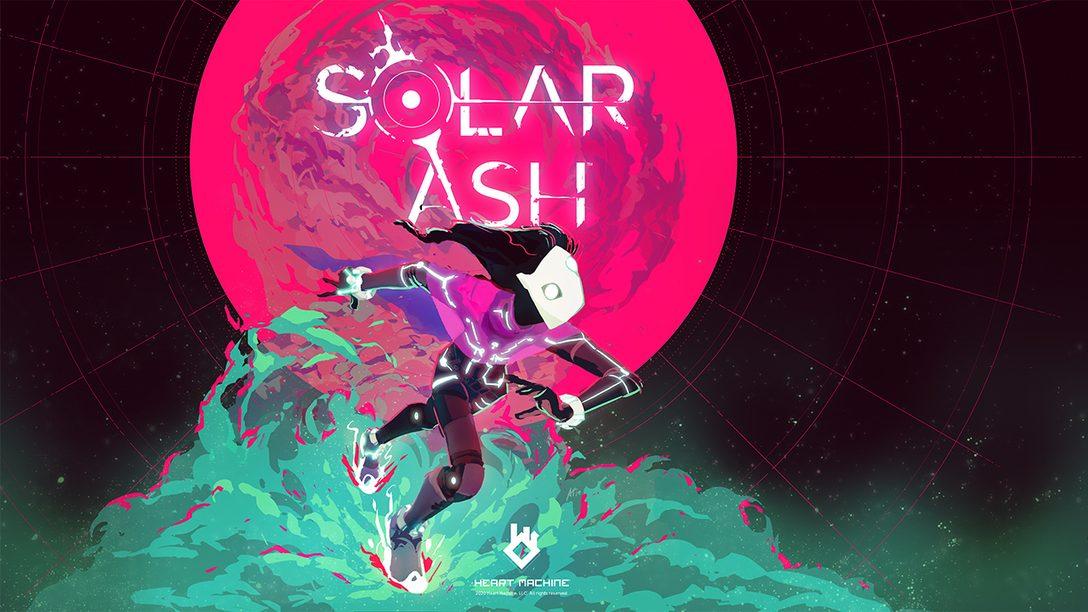 Новый ролик игрового процесса Solar Ash перенесет вас в Бездну