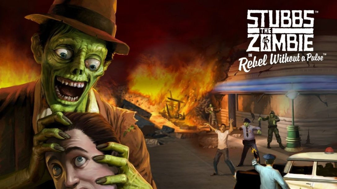 Stubbs the Zombie in Rebel Without a Pulse выйдет на PlayStation 16 марта
