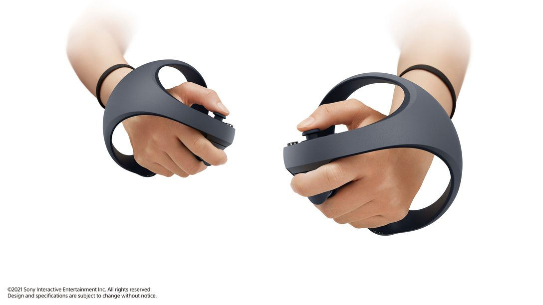 Следующее поколение виртуальной реальности на PS5: новый контроллер