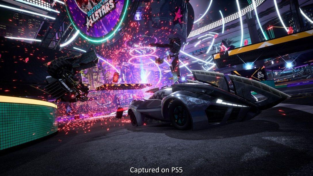 Интервью с разработчиками Destruction AllStars: технологии PS5, без которых эти боевые гонки не могли бы появиться на свет