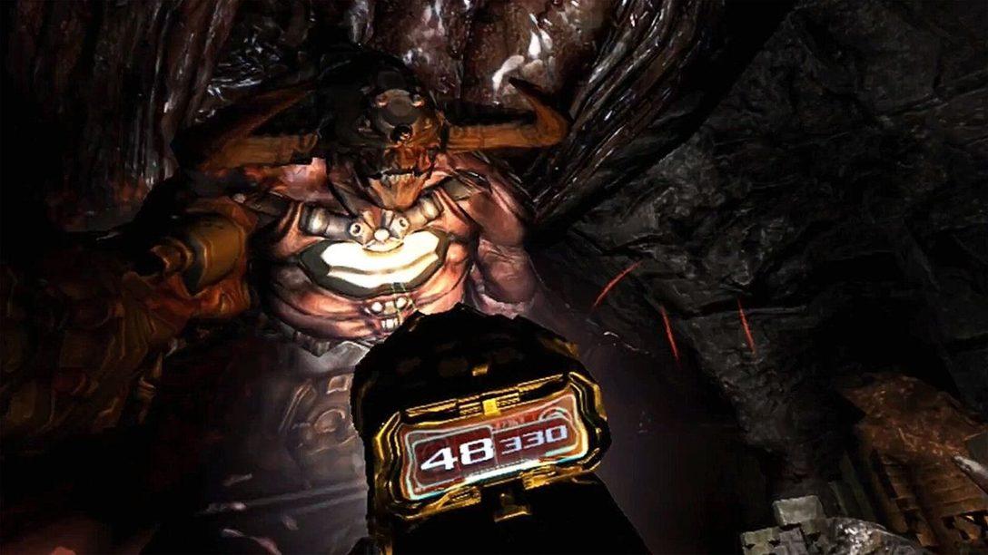 Погружение в ад: как бой в Doom 3 был адаптирован для PS VR.