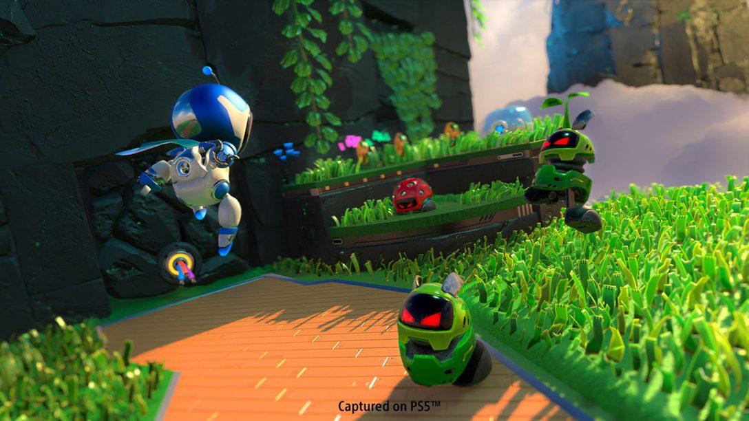 «I'm Your GPU» (Я ваш GPU) — создание цифровой поп-музыки для игры Astro's Playroom