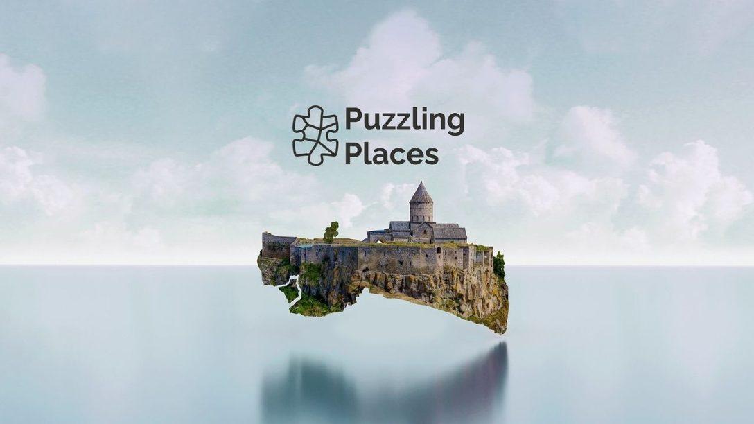 Трехмерная головоломка Puzzling Places выйдет на PS VR!