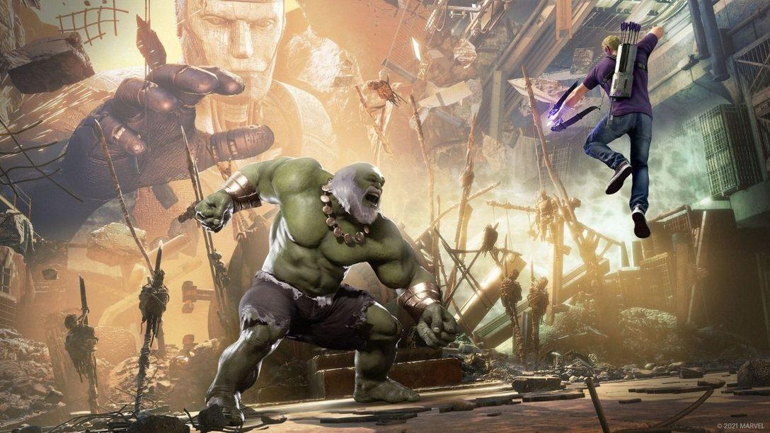 Новые подробности о Черной Пантере, улучшениях в игре «Мстители Marvel» для PS5 и многом другом