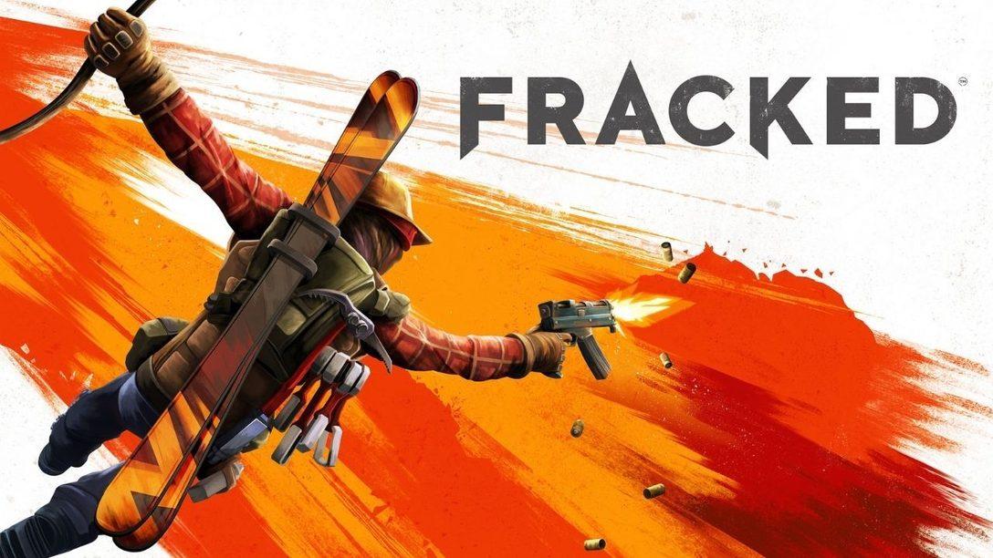 Приключенческий боевик Fracked для PS VR выйдет этим летом