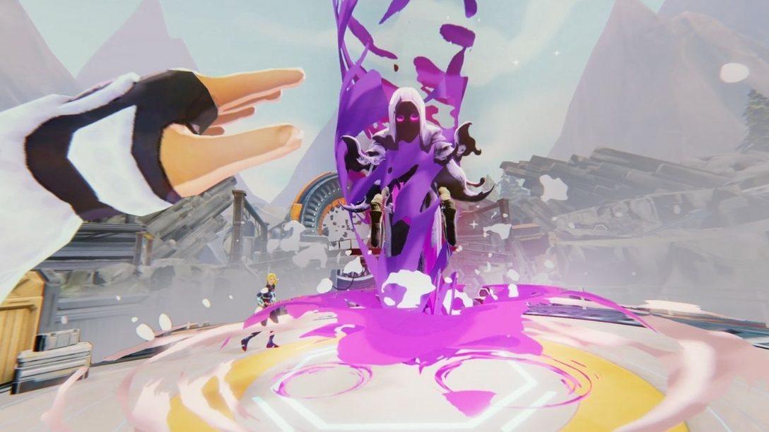 Масштабная японская MMO-игра Zenith, вдохновленная японскими ролевыми играми, выходит на PS VR