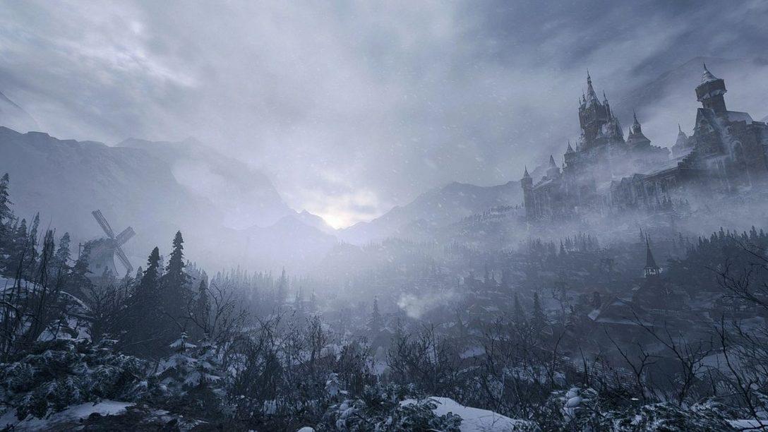 Новая демоверсия Resident Evil: Village откроет перед вами двери замка Димитреску уже с завтрашнего дня