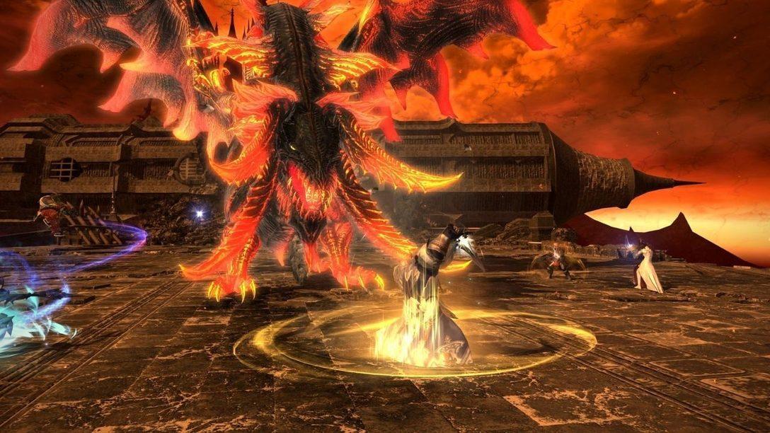 Открытое бета-тестирование Final Fantasy XIV Online на PS5 стартует уже завтра, а значит, самое время поговорить об этом в деталях