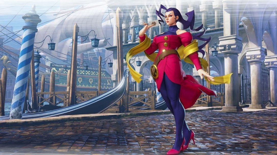 Вспоминаем роль Розы в серии Street Fighter Alpha в честь возвращения персонажа в SFV