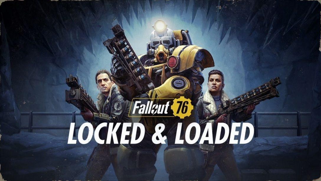 Узнайте особенности обновления «Полная боеготовность» для Fallout 76