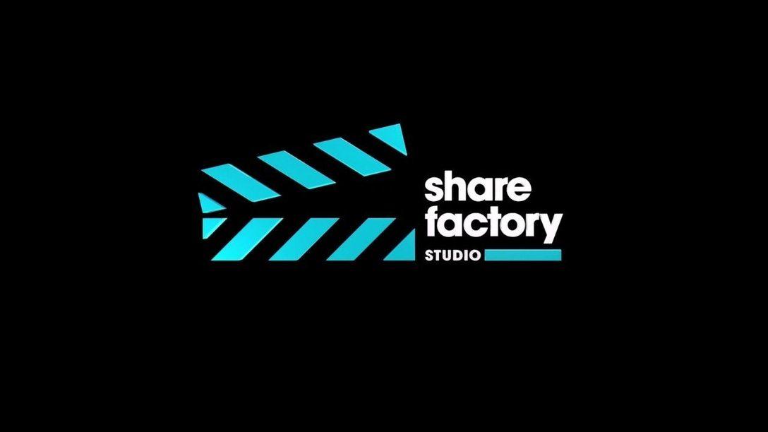 Вышло свежее обновление для приложения Share Factory Studio на PS5