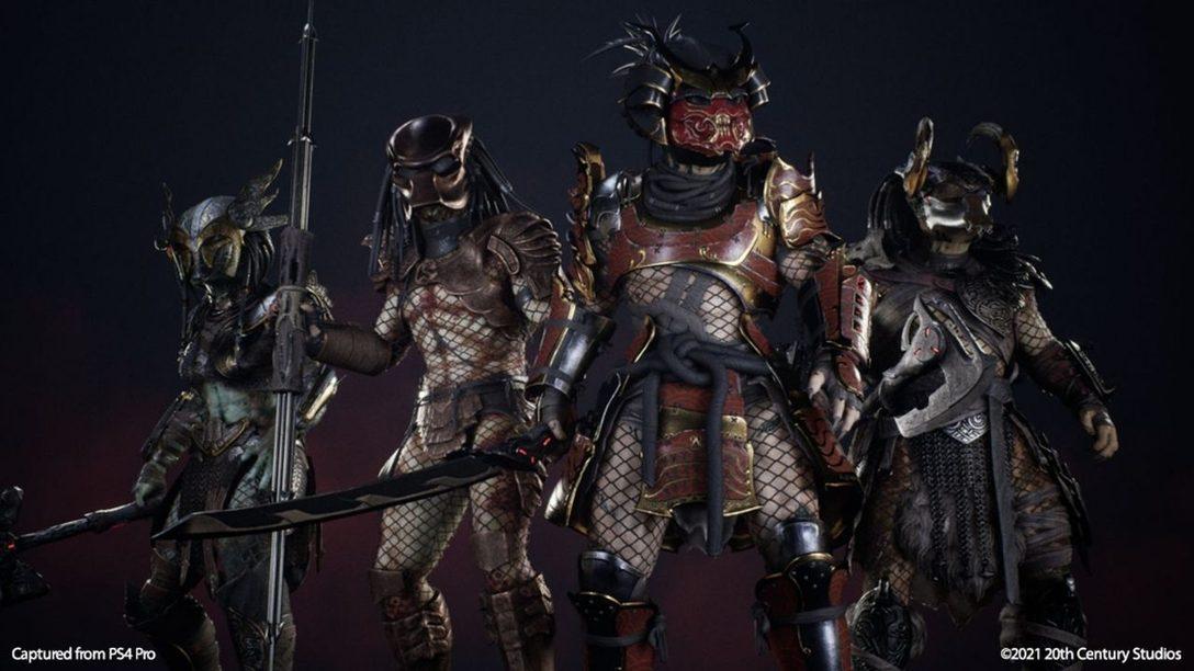 Predator: Hunting Grounds приходит в Steam с апрельским обновлением