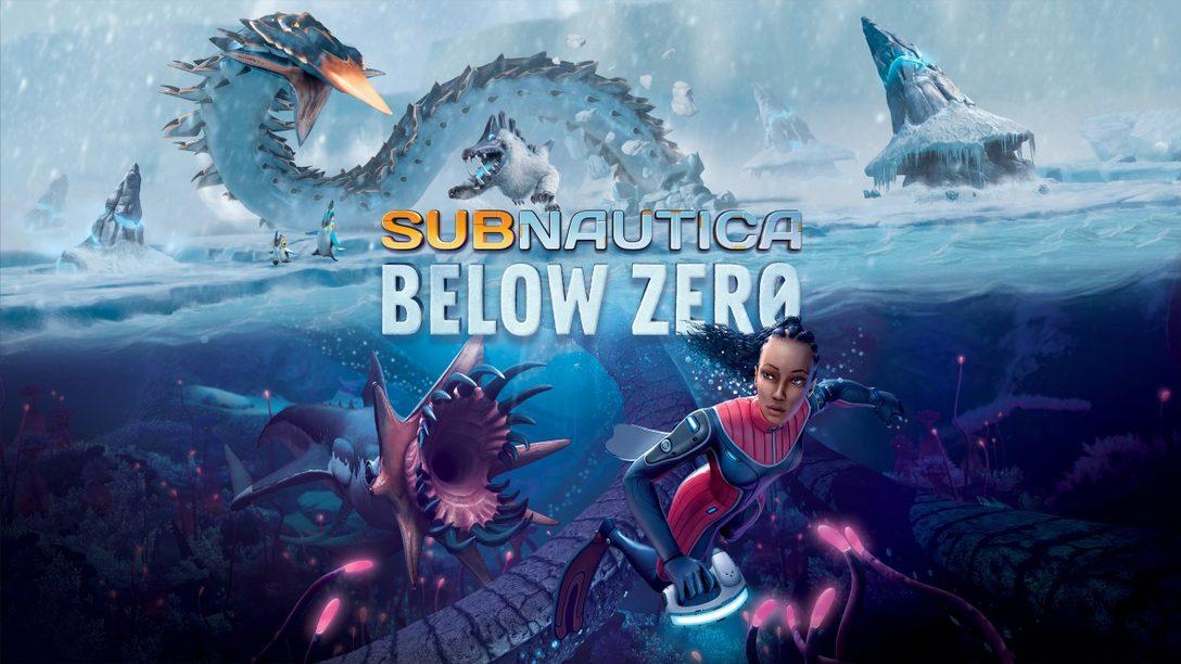 В очередном выпуске State of Play показаны новые кадры игрового процесса Subnautica: Below Zero