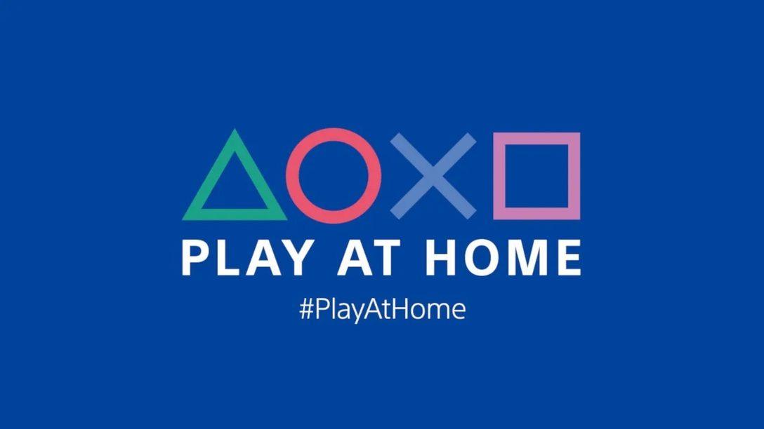 Обновление Play At Home 2021: бесплатный контент и многое другое