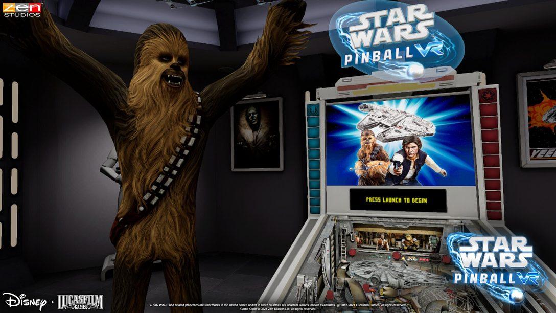 Как приключения Хана Соло оживают на новом столе в игре Star Wars Pinball VR