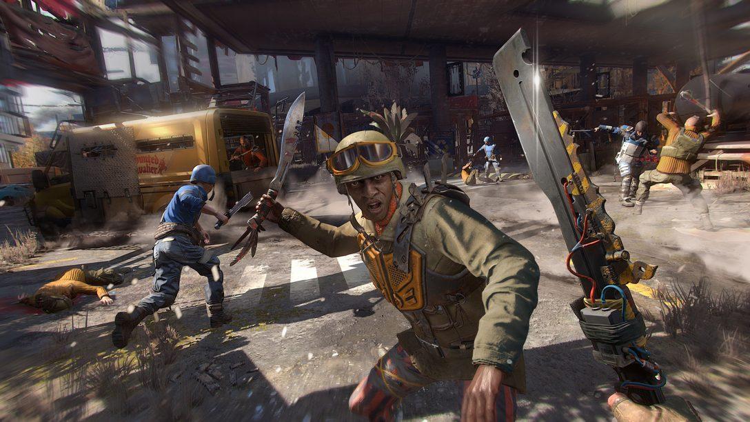 Dying Light Stay Human: сражения, дизайн мира и многопользовательская игра