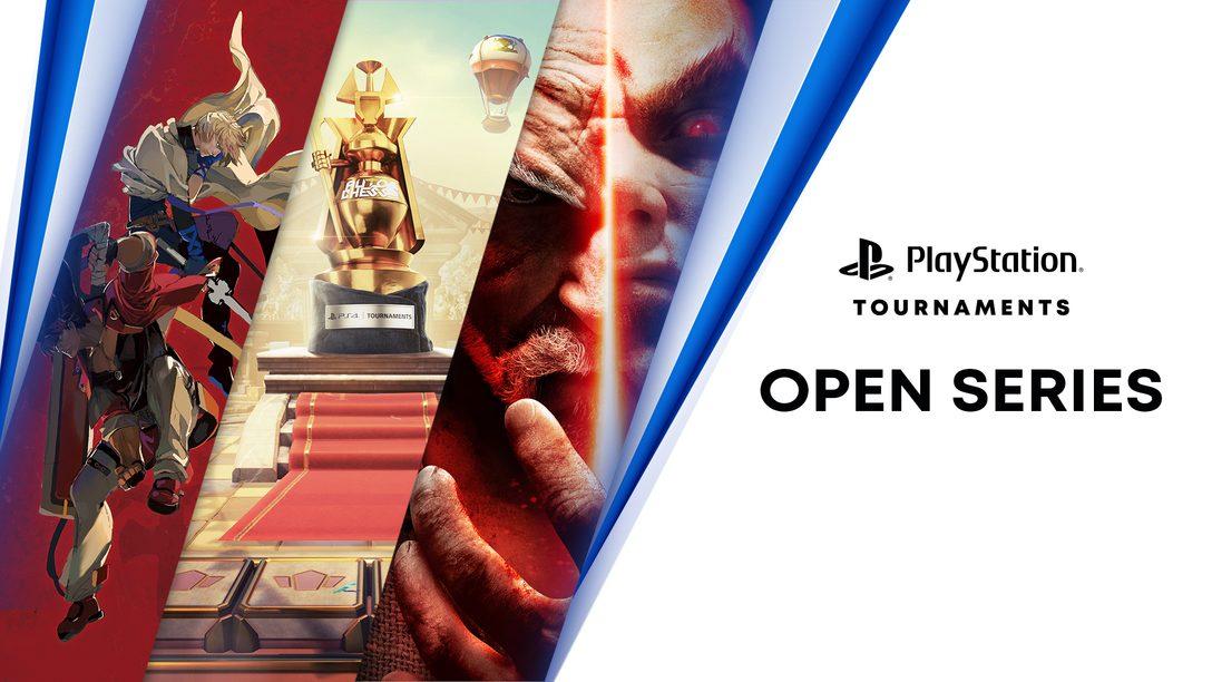 Турниры на PS4: три новых турнира в рамках Open Series