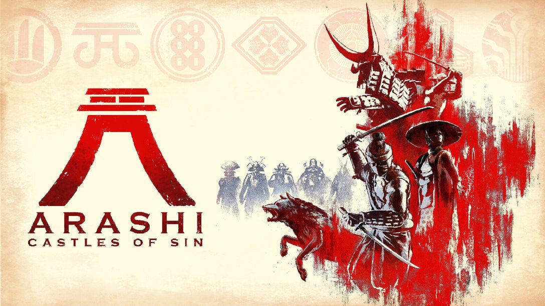 Станьте ниндзя в мире-песочнице стелс-шутера Arashi: Castles of Sin