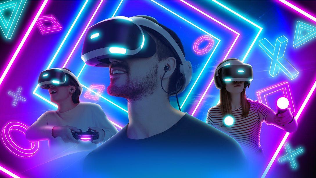PS VR Spotlight возвращается с очередной порцией новостей