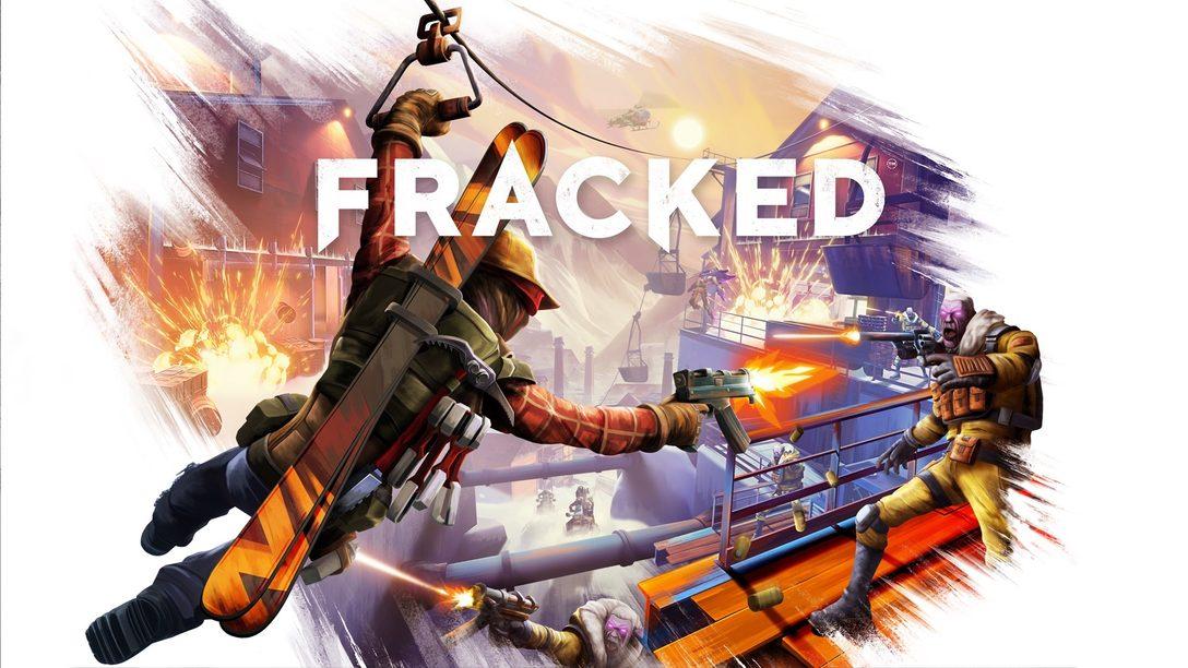 Премьера расширенного игрового процесса Fracked — эксклюзивной игры для PS VR