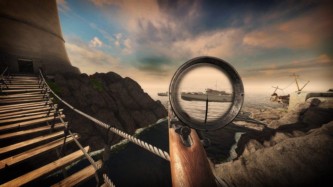 Sniper Elite VR выходит 8 июля на PS VR