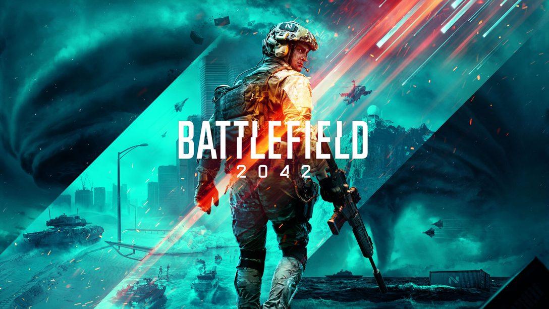 Battlefield 2042 выйдет на PS4 и PS5 22 октября: первые сведения