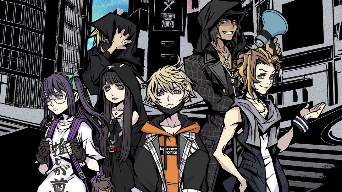 Neo: The World Ends with You — демо-версия выйдет на PlayStation 25 июня
