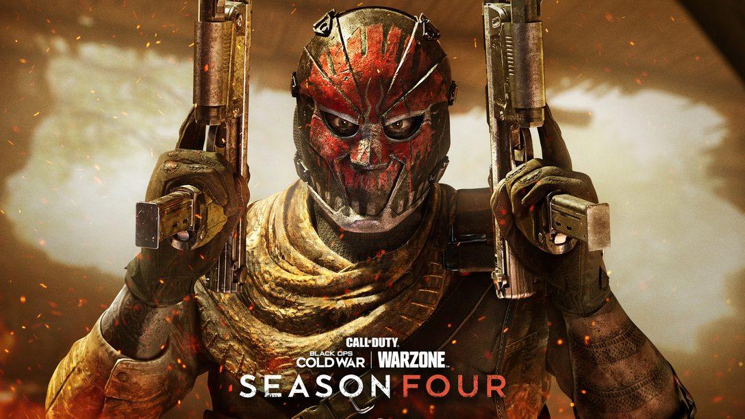 17 июня вас ждет четвертый сезон Black Ops Cold War и Warzone