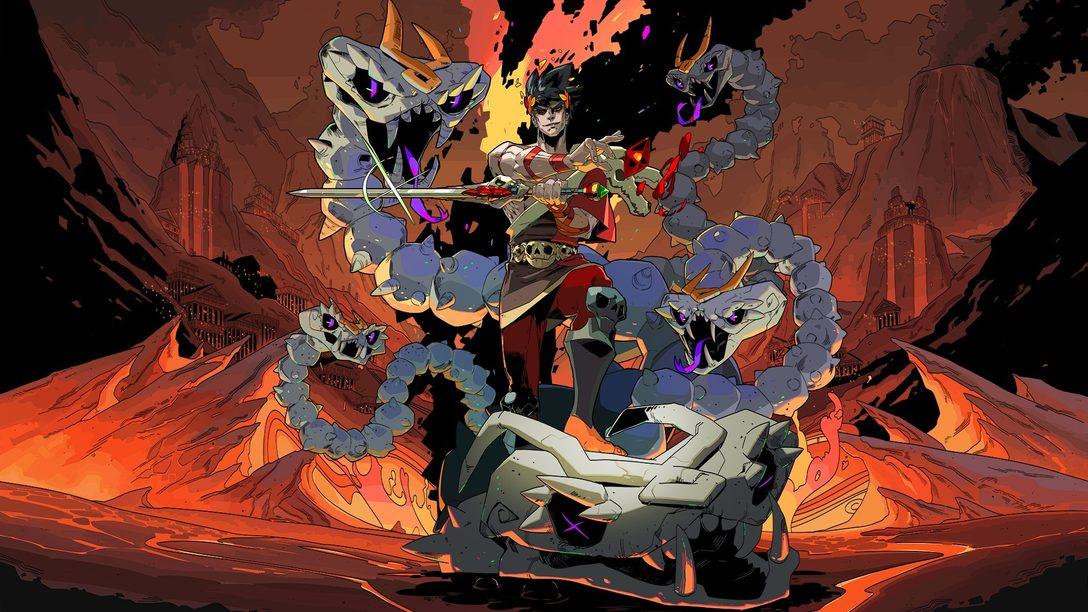 Hades выйдет на PS4 и PS5 13 августаHades выйдет на PS4 и PS5 13 августа