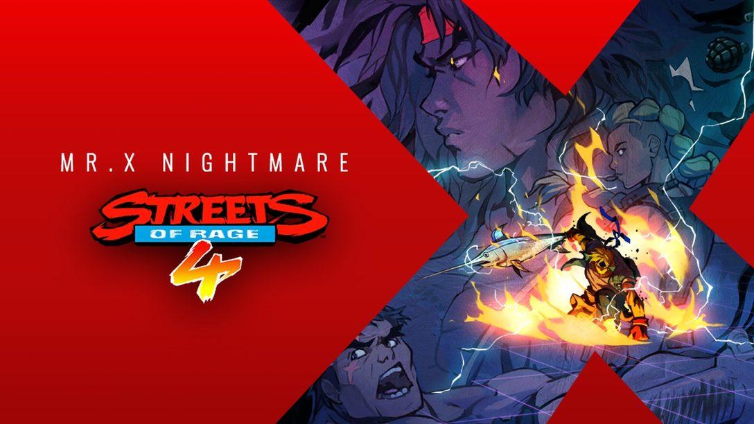 Узнайте, как создавался режим выживания Streets of Rage 4