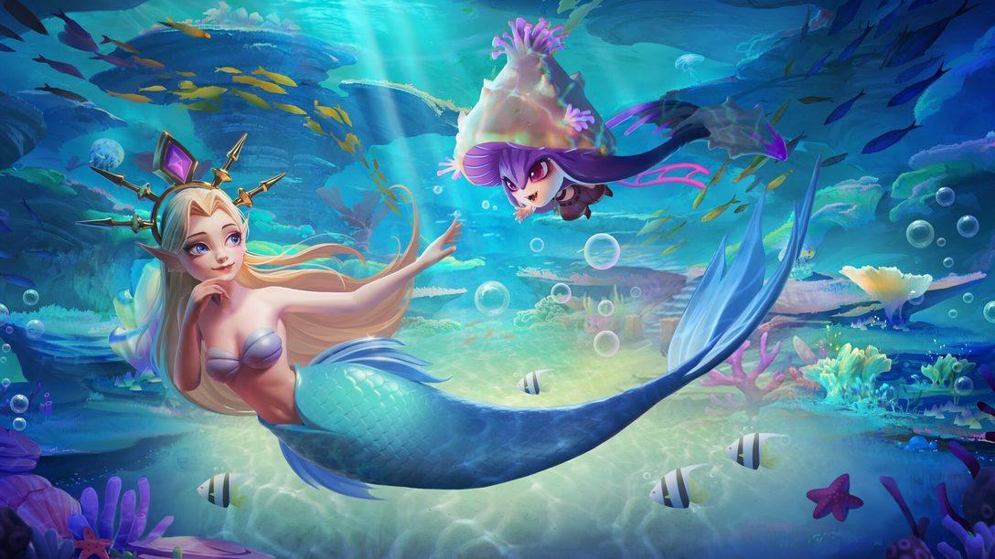 13-й сезон Auto Chess «Океанский круиз» (Ocean Voyage) стартует 22 июля
